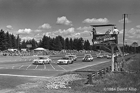 Seattle International Raceway Kent Washington 1984