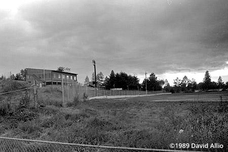 Spanaway Speedway Spanaway Washington 1989