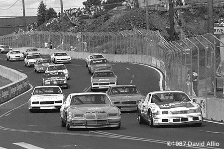 Spokane Street Course Spokane Washington 1987