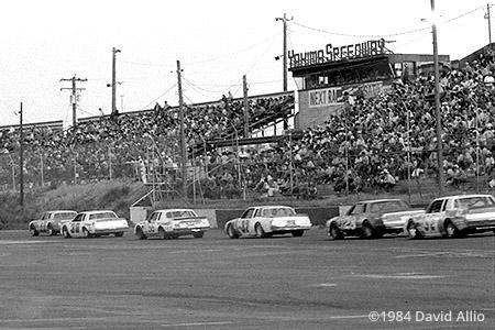 Yakama Speedway Yakama Washington 1984