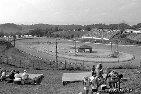 Beckley Speedway USA Beckley West Virginia 1995