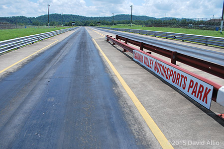 Kanawha Valley Dragway Southside West Virginia 2015